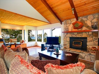 Photo for Panoramic Oceanview Retreat in Cambria