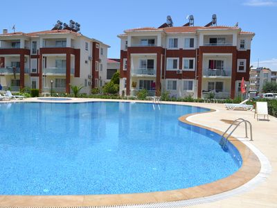 Photo for Dreamlife Golf Apart Belek 1 - 3 Bedrooms  Large Swimming pool - Ground Floor