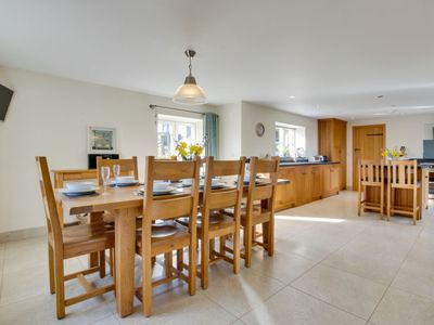 Photo for Vacation home Ty Cefn in Ruthin - 8 persons, 4 bedrooms