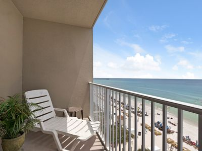 Photo for Top Rated Tidewater Resort-Gulf Front Condo-Near Pier Park-Pools