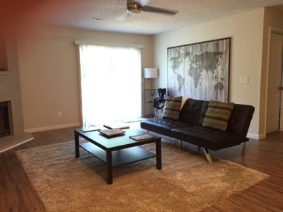 Photo for Spacious,clean and quiet 2br/2ba next to trail and close to UofA