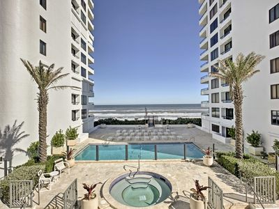 Photo for Renovated Oceanfront New Smyrna Beach Condo w/Pool