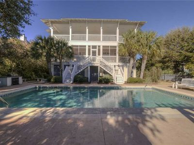 Photo for Morning Star: 8 BR / 8 BA house in Pawleys Island, Sleeps 22
