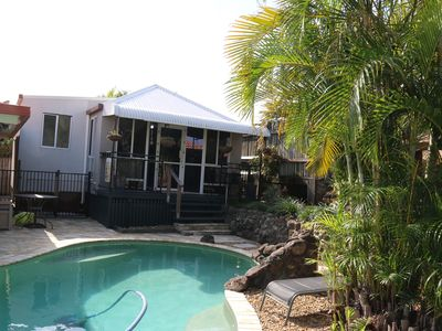 Photo for Cosy Wynnum Pool House