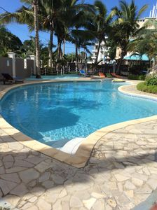 Photo for Apartment Vacation Rental in Trou aux Biches