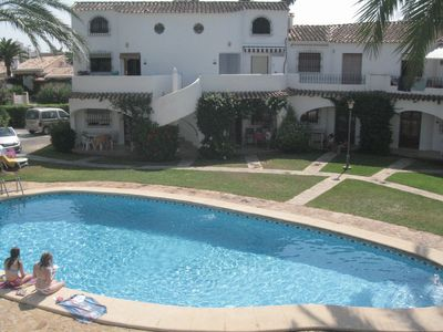 Photo for Apartment / flat- Dénia close to citycenter, beaches, stores and restaurants