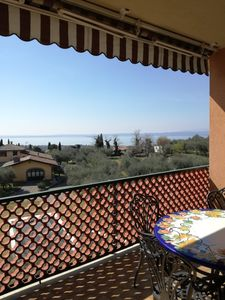 Photo for VILLA KARIN one & two - 2 apartments with wonderful lake view