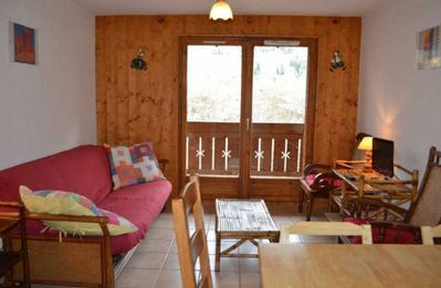 Photo for PISTES D'OR 2 - 2 rooms cabin - Capacity 4 people