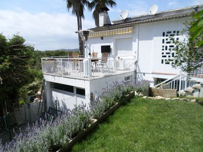 Photo for Nice house only 350m from the sea