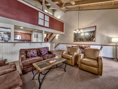 Photo for The Perfect Tahoe Townhouse | Lakeland Village At Heavenly