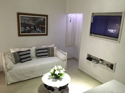 Photo for BEAUTIFUL APARTMENT IN THE HEART OF COPACABANA