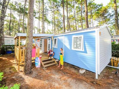 Photo for Camping Le Vieux Port ***** - Mobile home Resasol 5 rooms 8 people