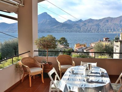 Photo for Casa Beatrice - Apartment for 5 people in Torri del Benaco