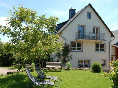 Photo for Comfortable holiday home in the beautiful volcanic landscape of Manderscheid