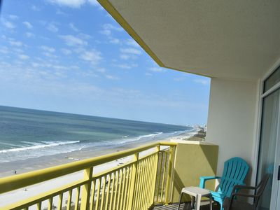 Photo for Amazing Oceanfront 2 Bedrooms Condo Sleeps 6-8 -Linens and Towels Included.