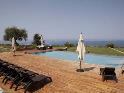 Photo for Villa Mediterraneo: Luxury Villa Rental In Calabria