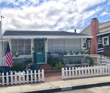 Photo for Balboa Island Beach Cottage