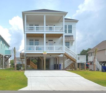 Photo for Looks like a Magazine!Brand New, Ocean View, 4 BR/4 BA Beach Walk Home-Sleeps12