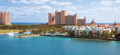 Harborside Resort Atlantis Bahamas Mar 30-31 only