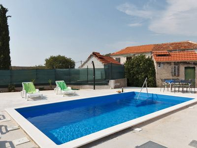 Photo for Vinisce House with swimming pool for 6