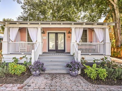 Photo for NEW! Historic Circa 1900s St. Augustine Bungalow!