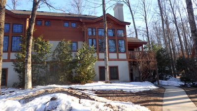 Photo for Boyne Mountain Disciples Condo With Short Walk To Lifts, Lodge, Waterpark