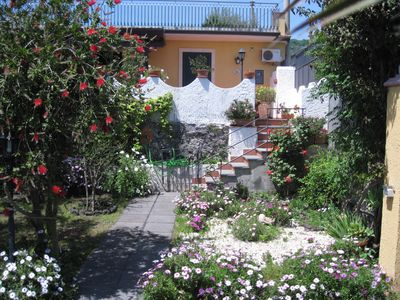 "Photo for Mascali: ""Il casale degli aranci"" house / villa  with garden  3 rooms - 2/5 persons"