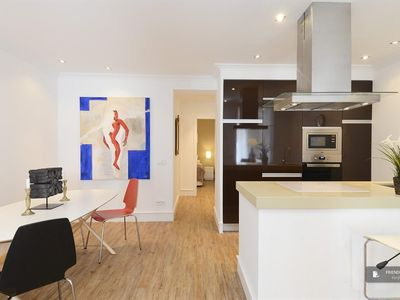 Photo for Friendly Rentals The Malasaña I apartment in Madrid