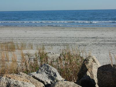 Photo for Oceanfront Sunrise Views in Gated Community of Ocean View Villas