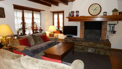 Photo for Cozy Aranese house in Garòs of 250 m2