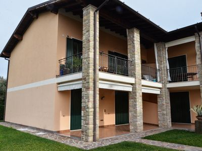 Photo for 2BR Apartment Vacation Rental in manerba del garda, Lombardia