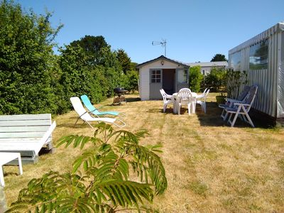 Photo for Nature chalet at the foot of the beaches