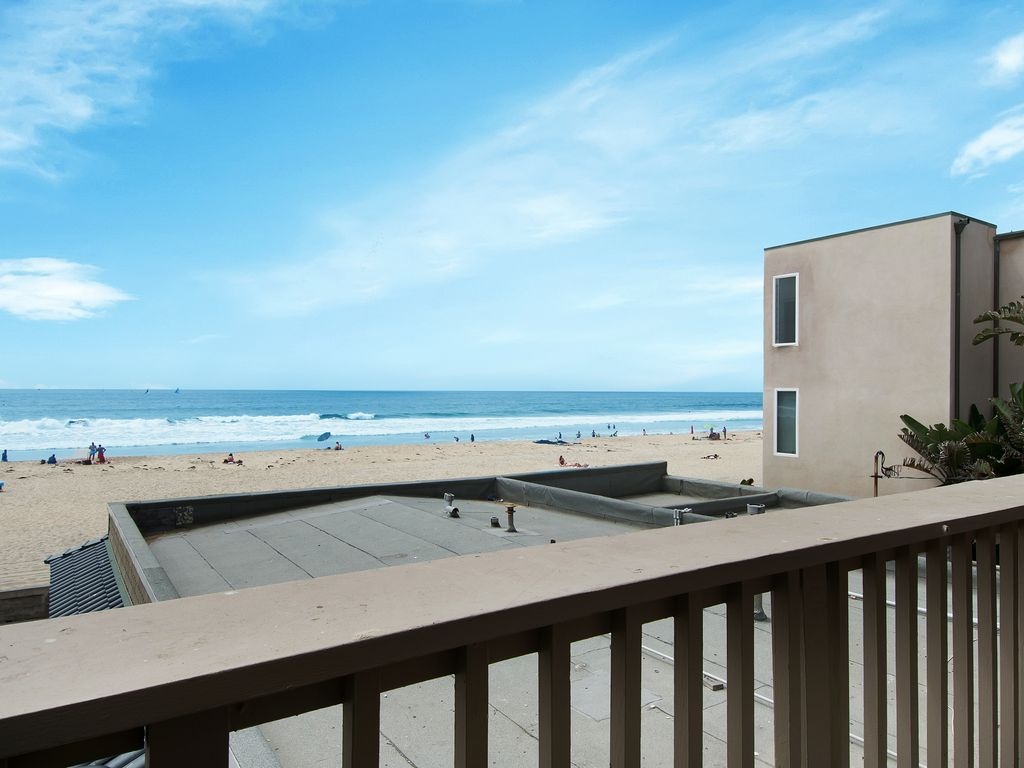 Mission Beach Ocean Views And Steps To Boar Vrbo