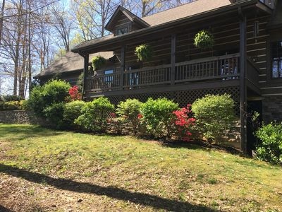 Photo for Welcome to the Lodge at Antler Ridge; a cozy Bed & Breakfast near Nashville!
