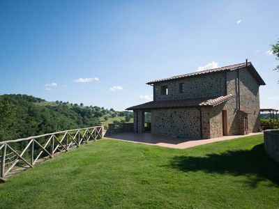 Photo for Your home in the Tuscan hills: beauty, nature, history, quiet, and relaxation!