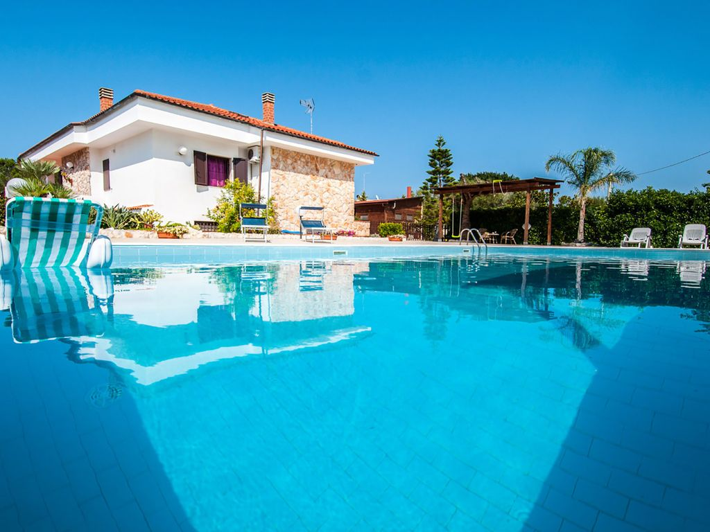 Villa With Pool In Puglia For 8 People Homeaway