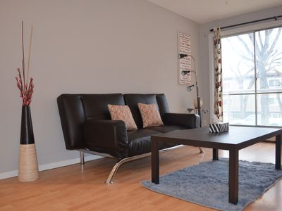 Photo for Apartment behind Rogers Arena, Free parking
