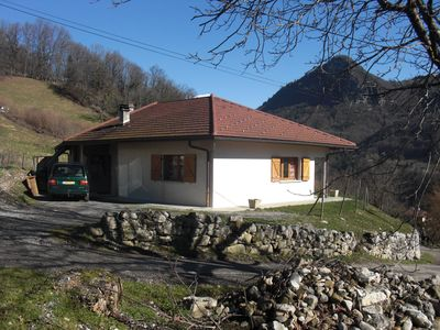 Photo for House near Lake Annecy with stunning views