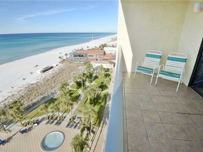 Photo for Summit 913, 1 Bedroom, Sleeps 6, Beachfront, Wi-Fi, Pool
