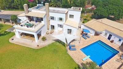 Photo for Carvoeiro Clube state of the art(literally!) heated pool villa, big private plot