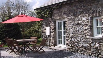 Photo for 2BR Cottage Vacation Rental in Llangybi, Wales