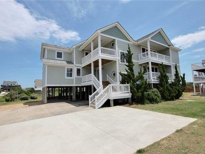 Photo for #471: OCEANSIDE in Corolla w/HtdPool, HotTub, Elev., RecRm&Thtre