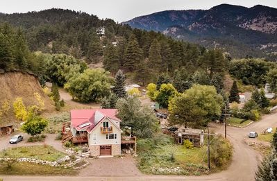 Photo for 1BR Bed & Breakfast Vacation Rental in Jamestown, Colorado