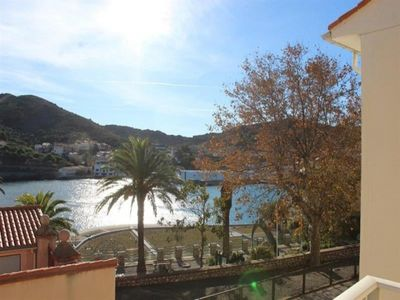 Photo for Apartment Port-Vendres, 2 bedrooms, 4 persons