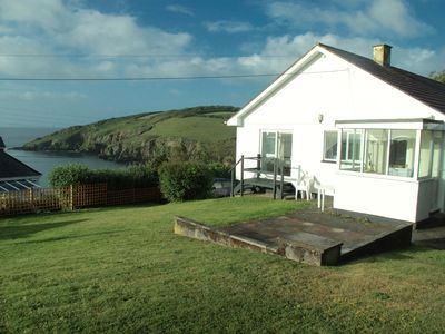 Photo for Shelbourne - Bungalow with Stunning Sea Views
