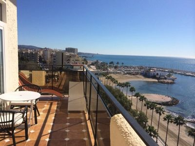 Photo for Skol Apartments Marbella Beachfront Central Luxury