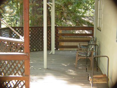Photo for Great home- near downtown & lake, handicapped accessible, pets ok, internet