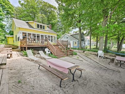 Photo for Holland Cottage w/ Deck + Grill on Lake Michigan!
