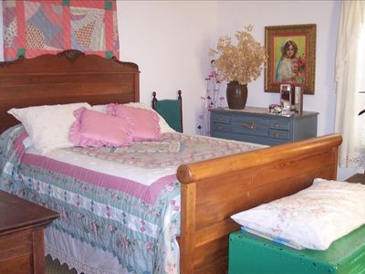 Photo for Relax in a Peaceful Country Home in the Blue Ridge Mountains. Enjoy Local Events