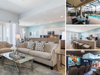 Photo for Windsor Bliss | Private Theater, Games Room, Private Pool & Spillover Spa